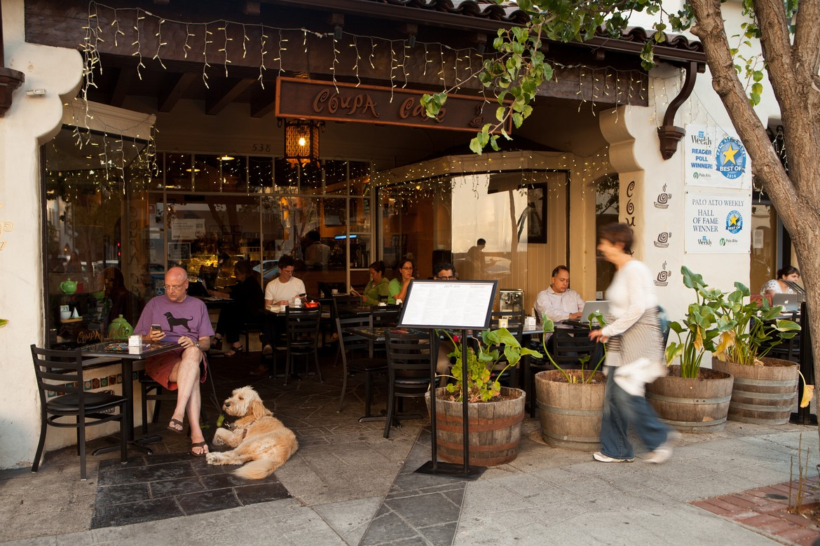 A complete guide to eating in palo alto and the rest of for Restaurant guide
