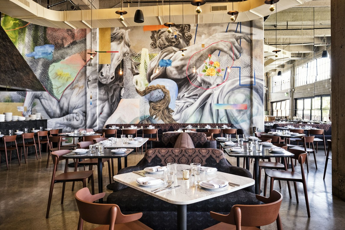 The la hit list the best new restaurants in los angeles for New restaurants