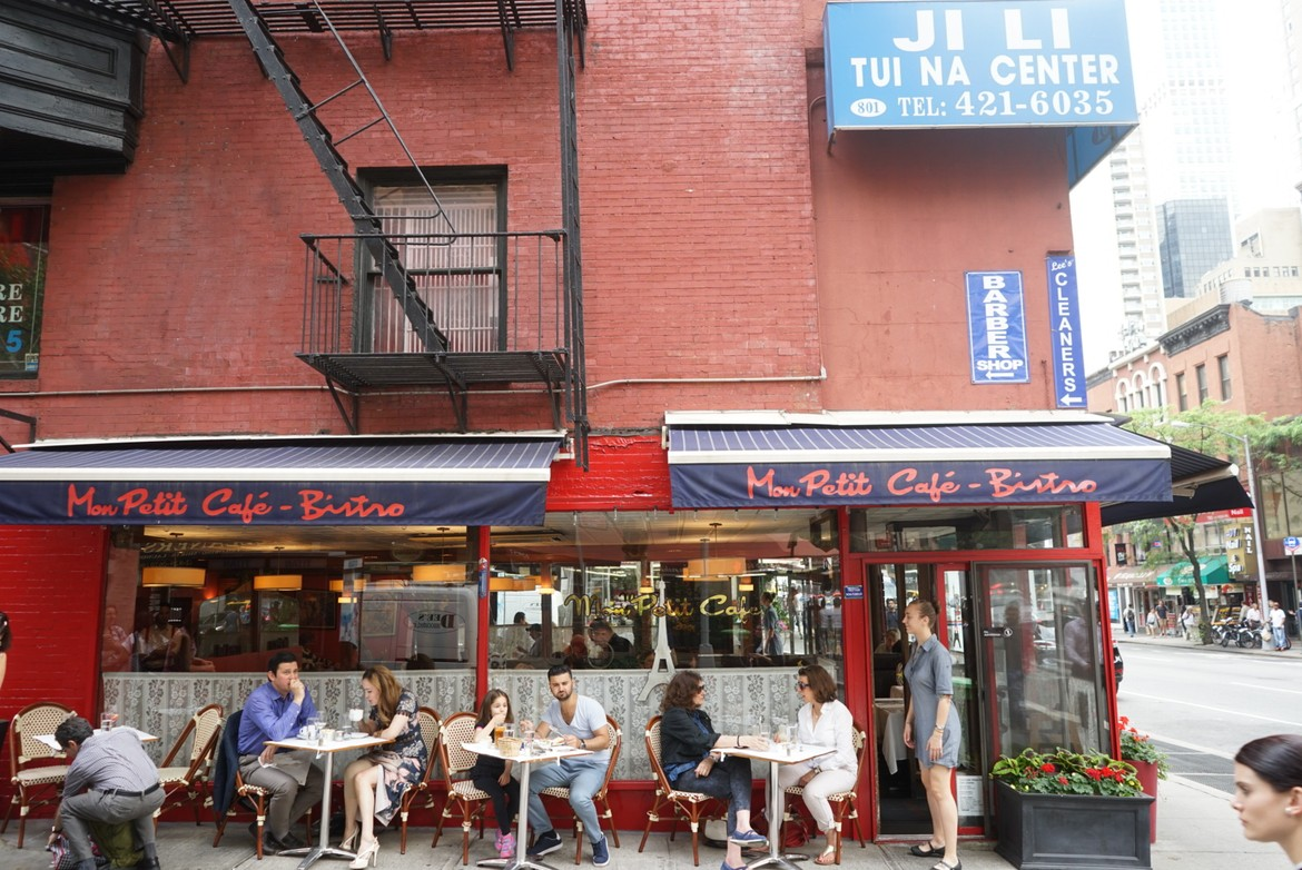 good brunch places in nyc upper east side. mon petit café good brunch places in nyc upper east side