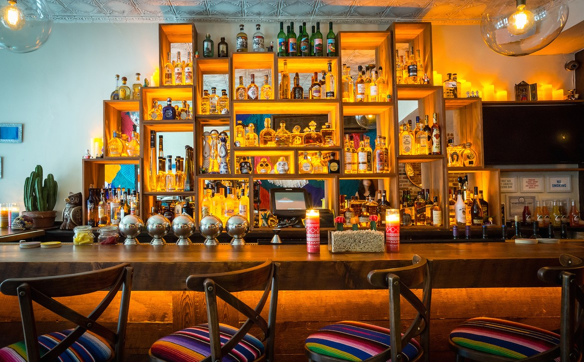 The best bottomless brunches in nyc new york the for Food bar cantina zamet