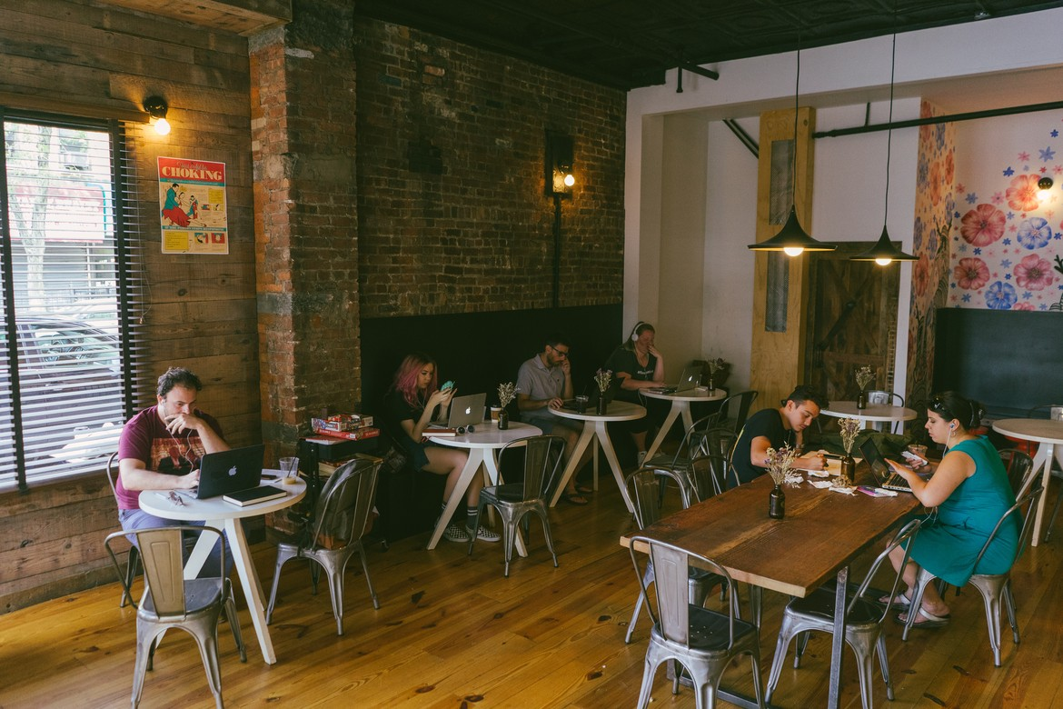 The Best Coffee Shops in NYC for Studying - Spoon University