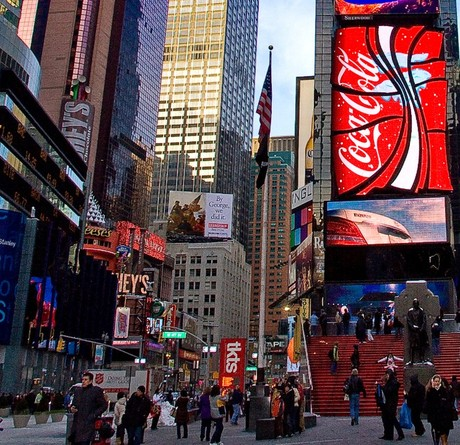 The Best Restaurants In Times Square New York The