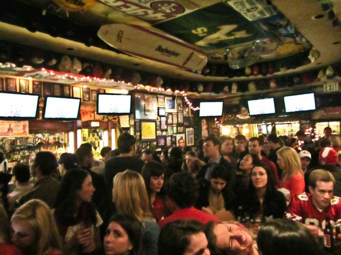 The Bar Greatest Hits List: The 15 Best Bars In SF - San ...