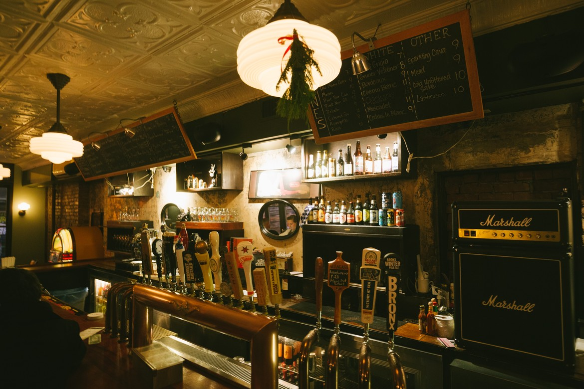 the best lower east side bars - new york
