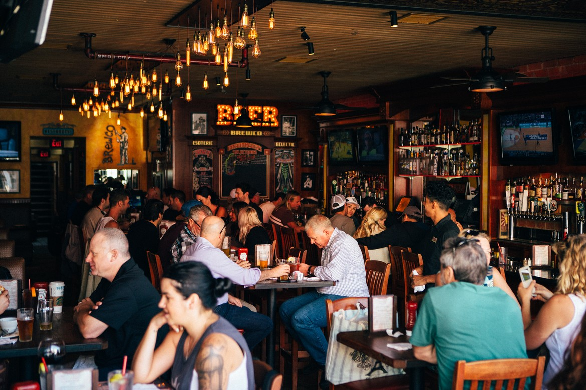 Best Place For Craft Beer In Manhattan