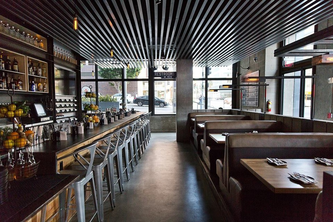 House a town kitchen and bar by town kitchen and bar auditorium kitchen with cheese
