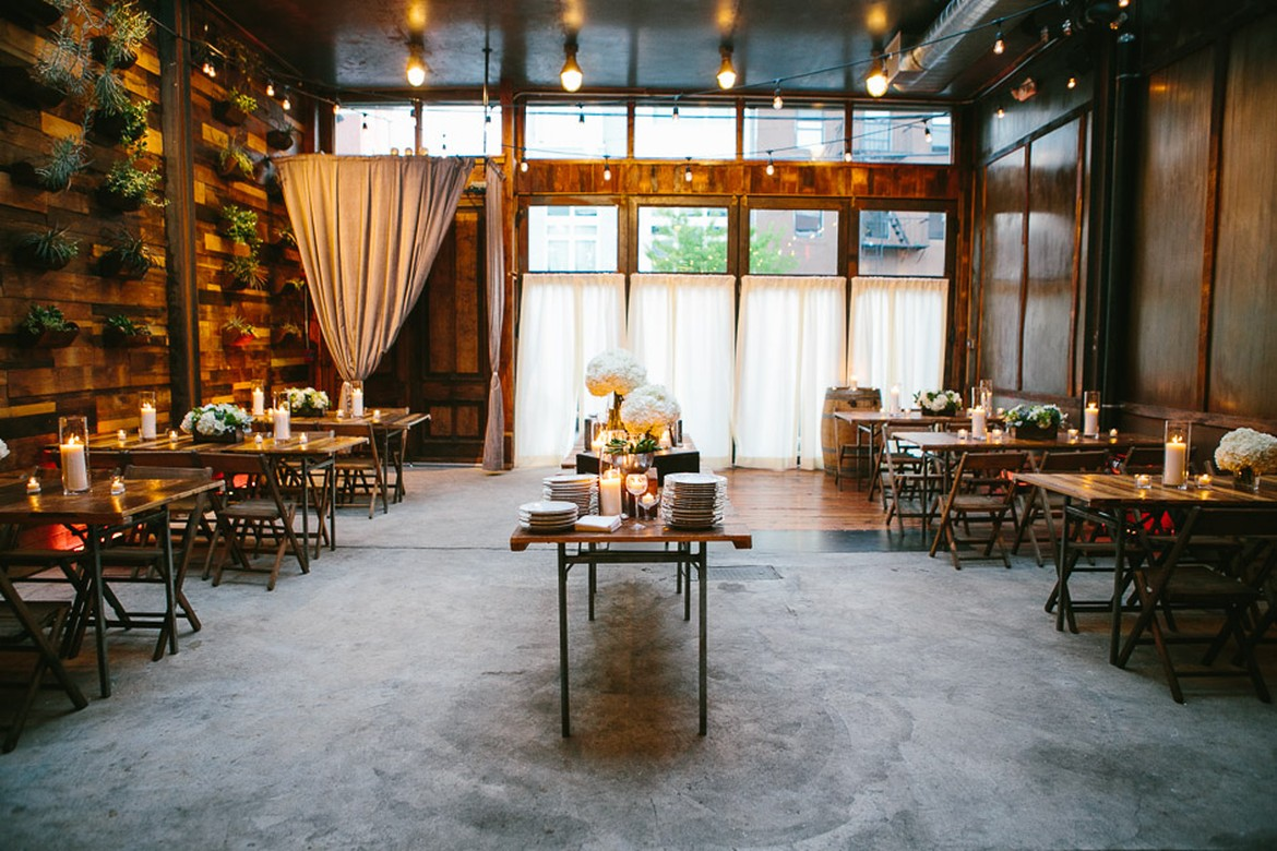 The private dining directory new york the infatuation for Small wedding venue nyc