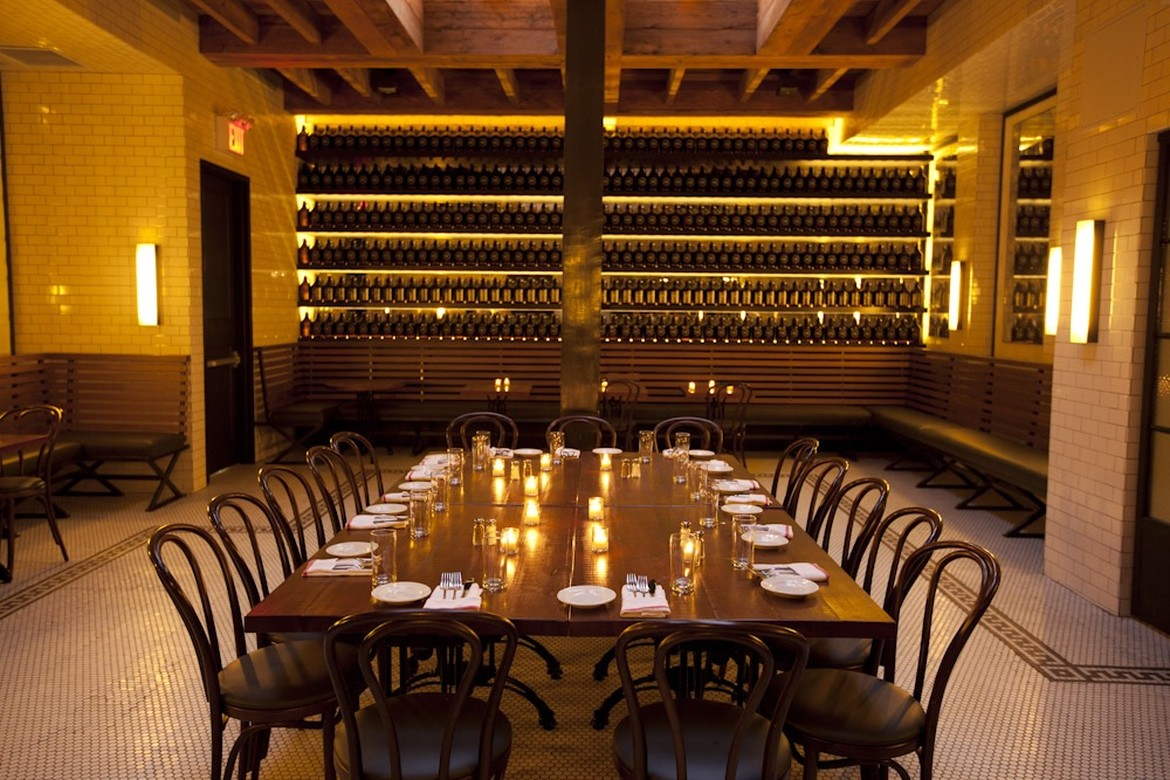 The private dining directory new york the infatuation for Best private dining rooms midtown