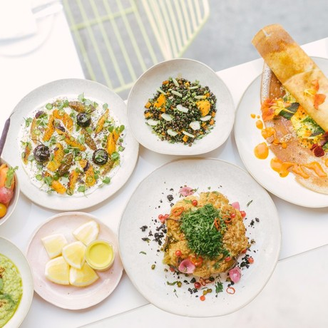 The Best Places To Eat Vegetarian Food In Nyc New York The