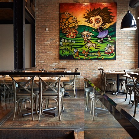 The Best West Loop Restaurants West Loop Chicago The