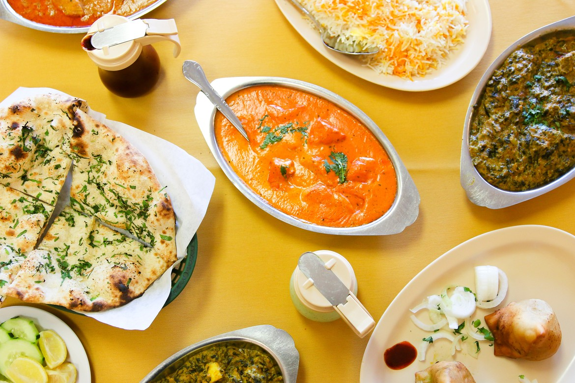 Where to eat when it rains in la los angeles the for Al noor indian cuisine