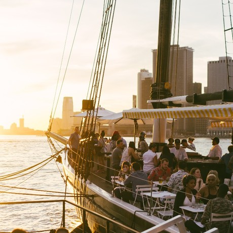 Where To Hang Out By The Water - New York - The Infatuation
