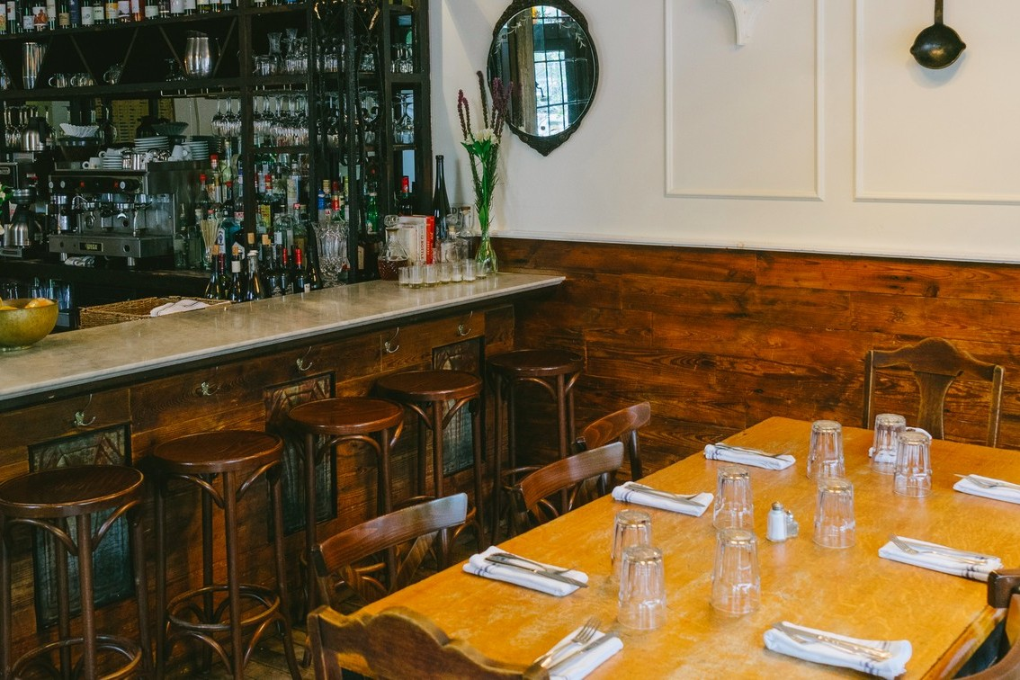 Where To Get Some Pasta And A Glass Of Wine By Yourself New York