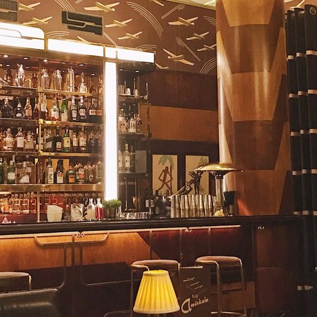 Bar Americain - Soho - London - The Infatuation