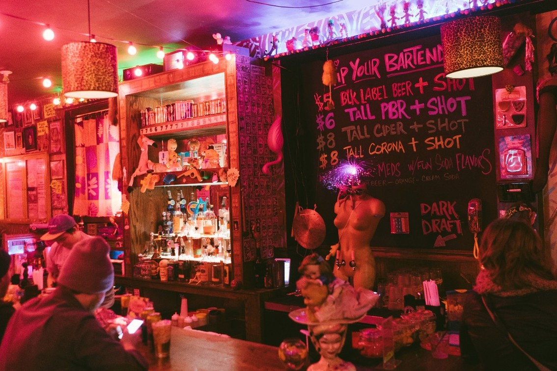 25 NYC Bars Where You Can Meet New People - New York - The Infatuation