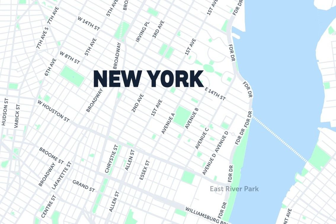 Noho Nyc Map.The Best Happy Hours In Manhattan New York The Infatuation