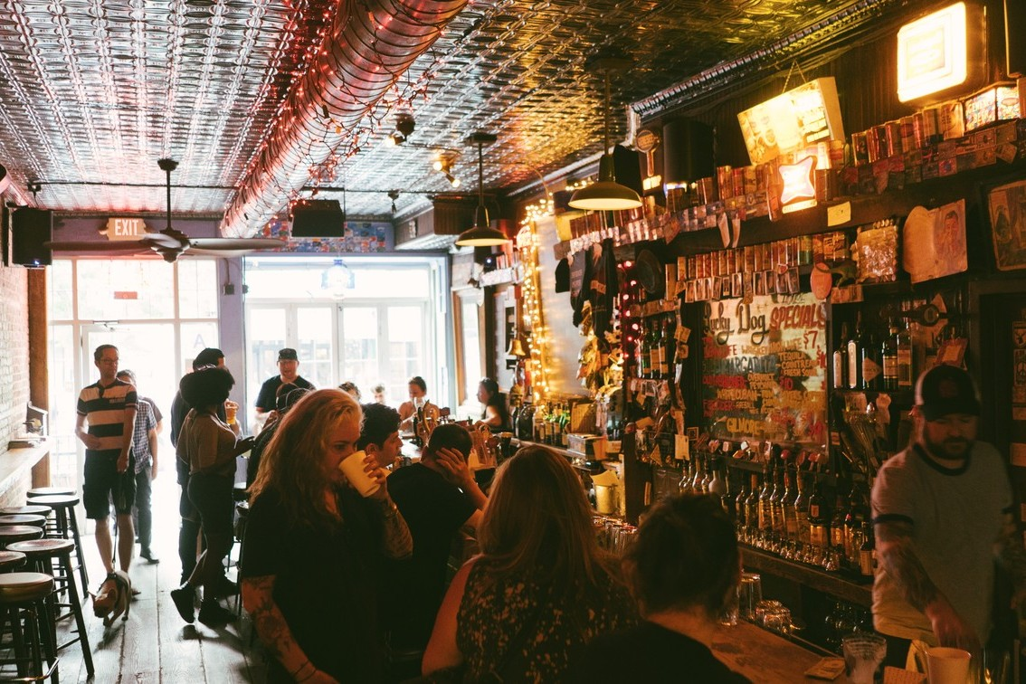 The Best Bars In Williamsburg - New York - The Infatuation