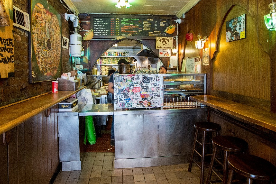 19 Places For A Casual Meal Near NYU - New York - The