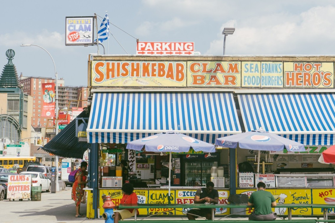 Where To Eat And Drink In Coney Island - Coney Island - New York ...