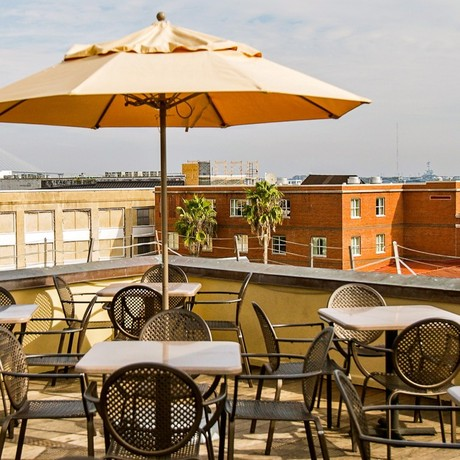 The Rooftop Bar At Vendue   French Quarter   Charleston   The Infatuation