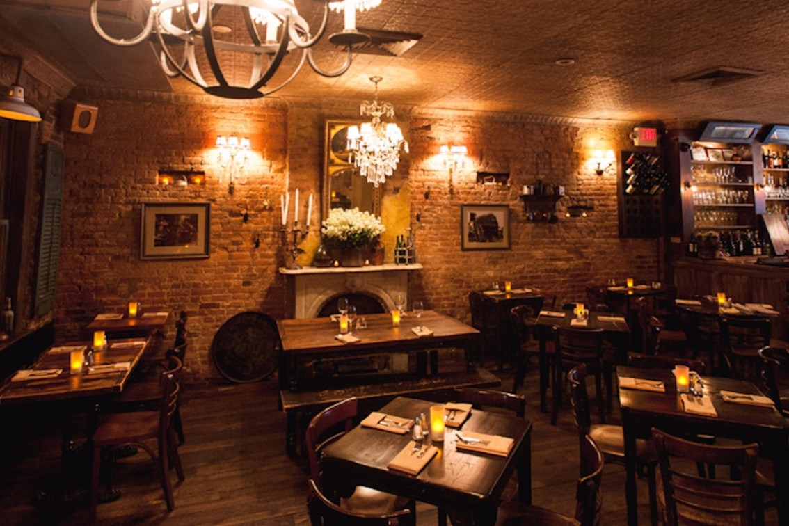 The Best Nyc Restaurants For Date Night New York The