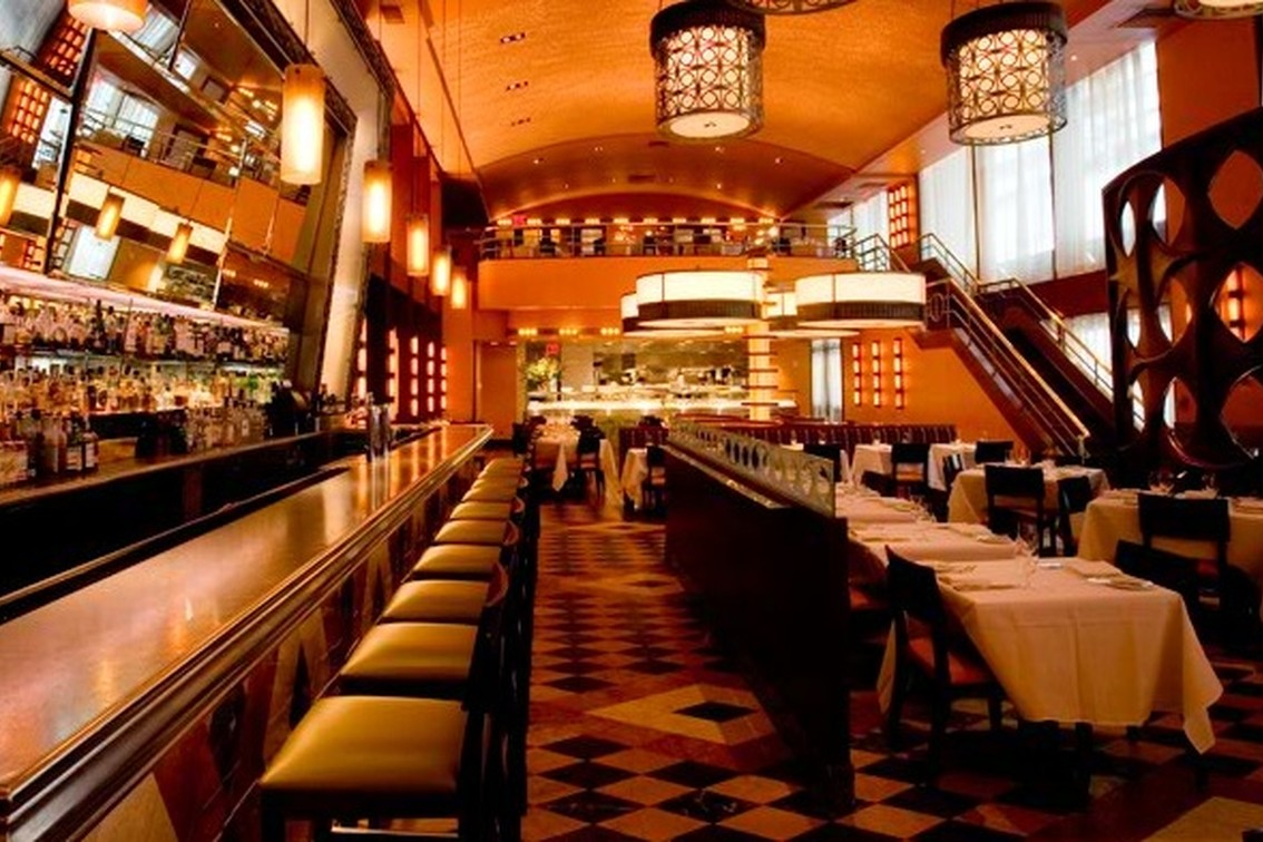 20 great restaurants in the theater district new york the