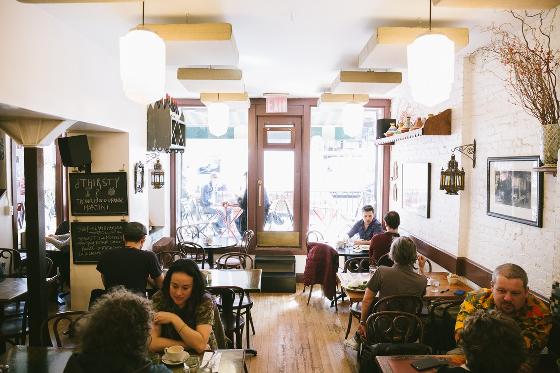 Cafe Orlin Nyc Reviews
