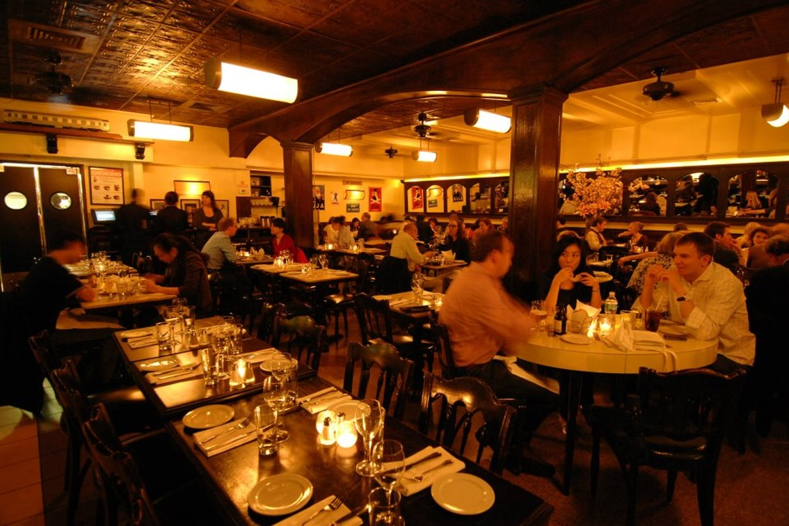 The best late night restaurants in nyc new york the for Late night restaurants