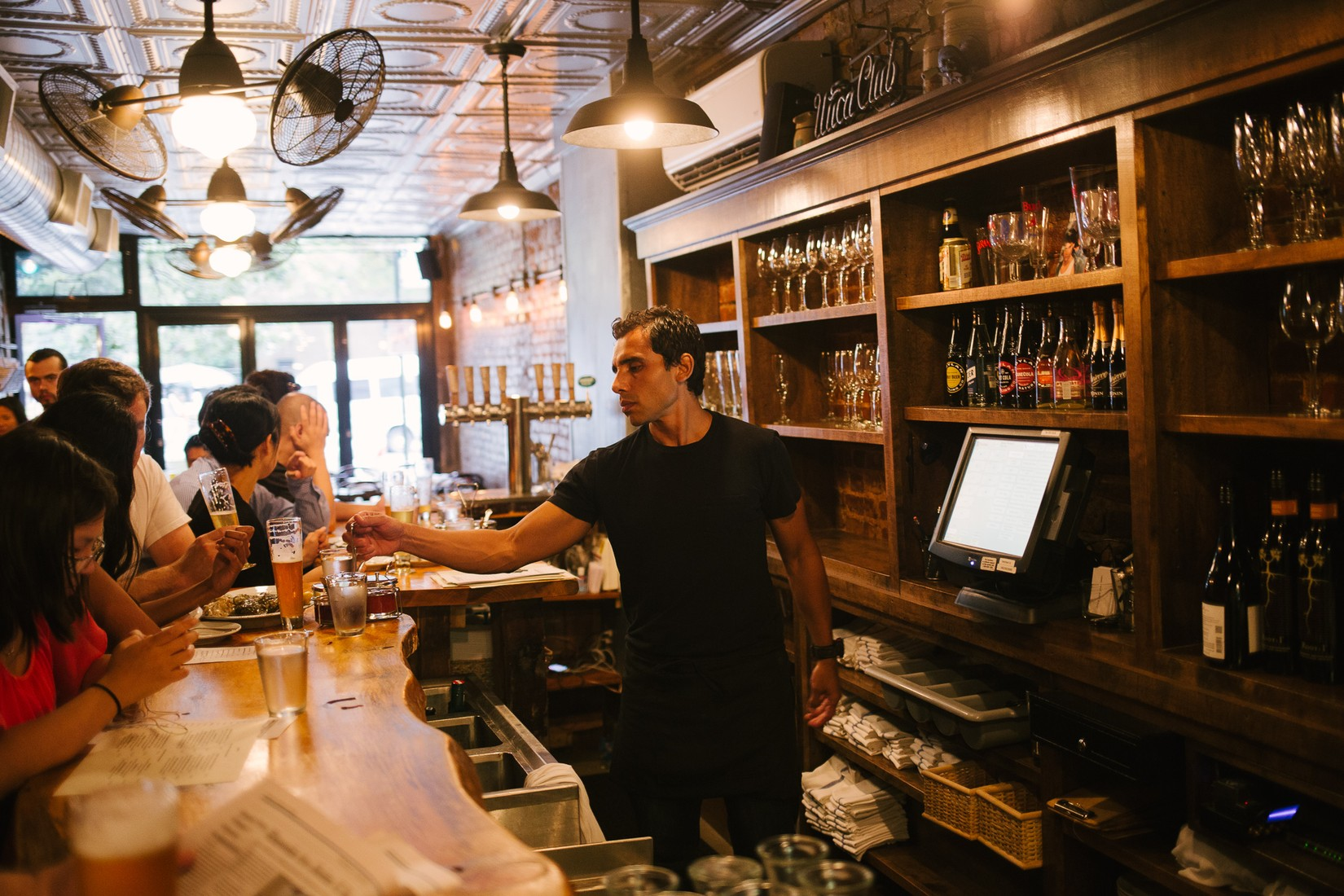 Upstate Craft Beer & Oyster Bar - East Village - New York - The Infatuation