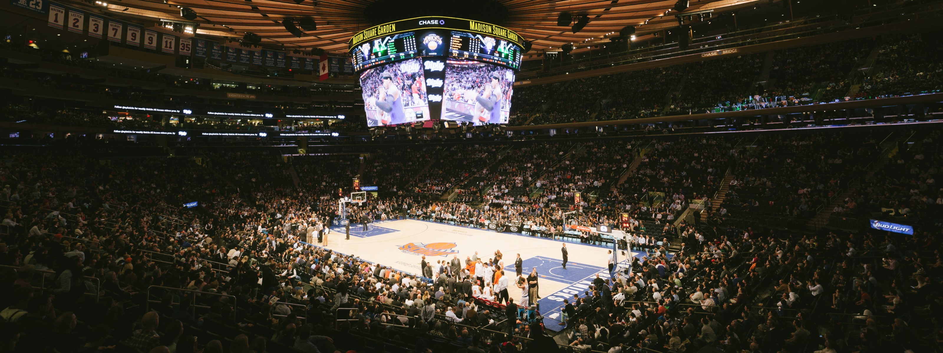 What To Eat At Madison Square Garden New York The Infatuation