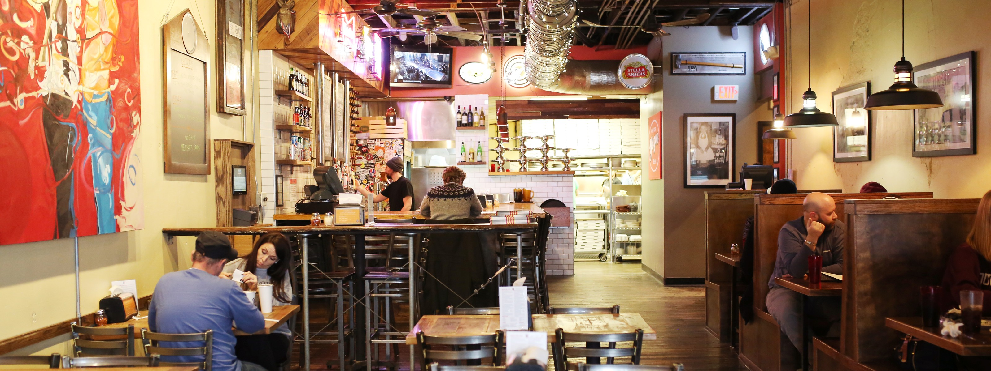 12 Nashville Restaurants Where You'll Want To Become A Regular - Nashville - The Infatuation