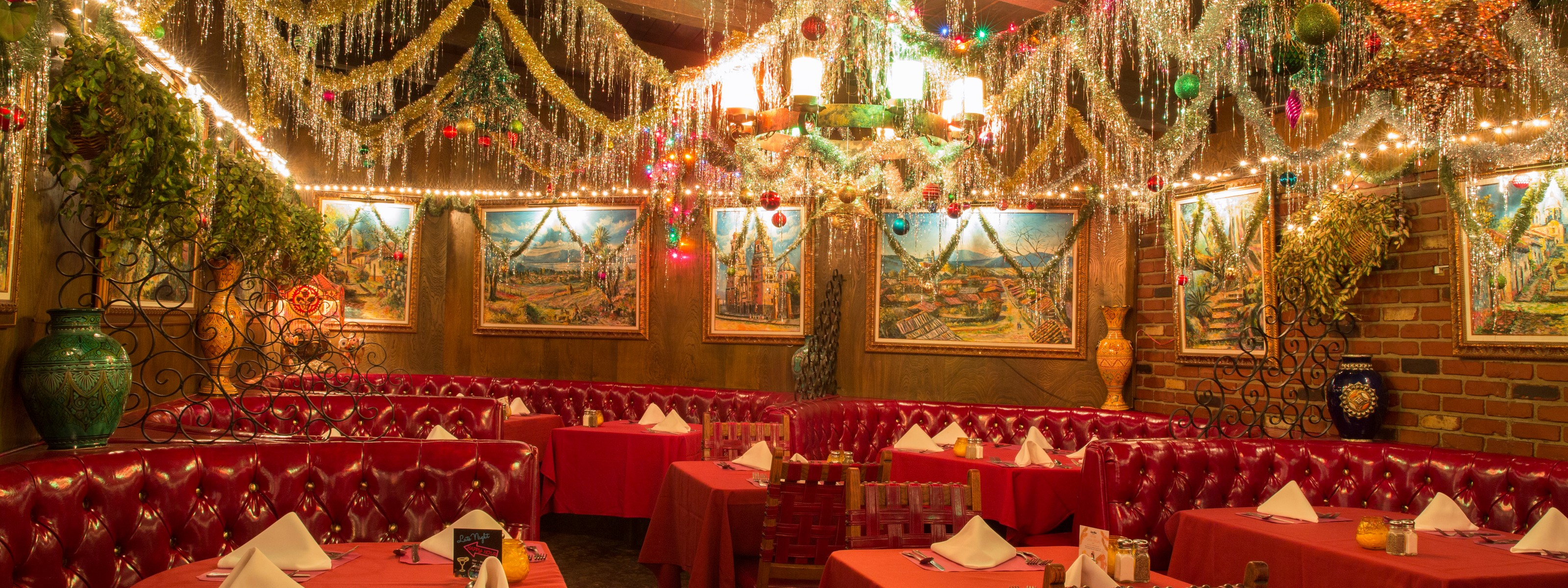 13 La Restaurants That Are Great During The Holidays Los