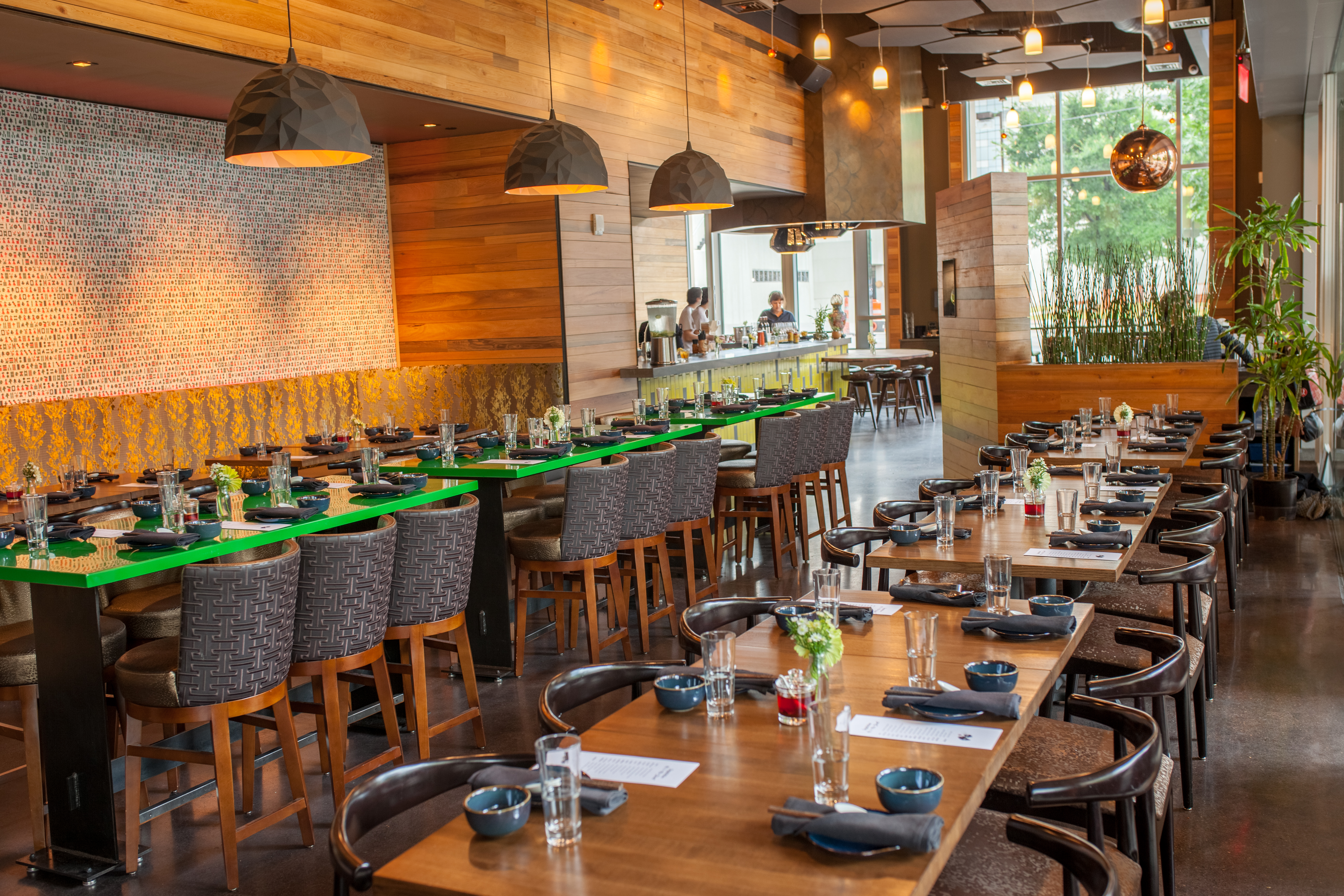 12 Restaurants Great For Group Dinners Austin The