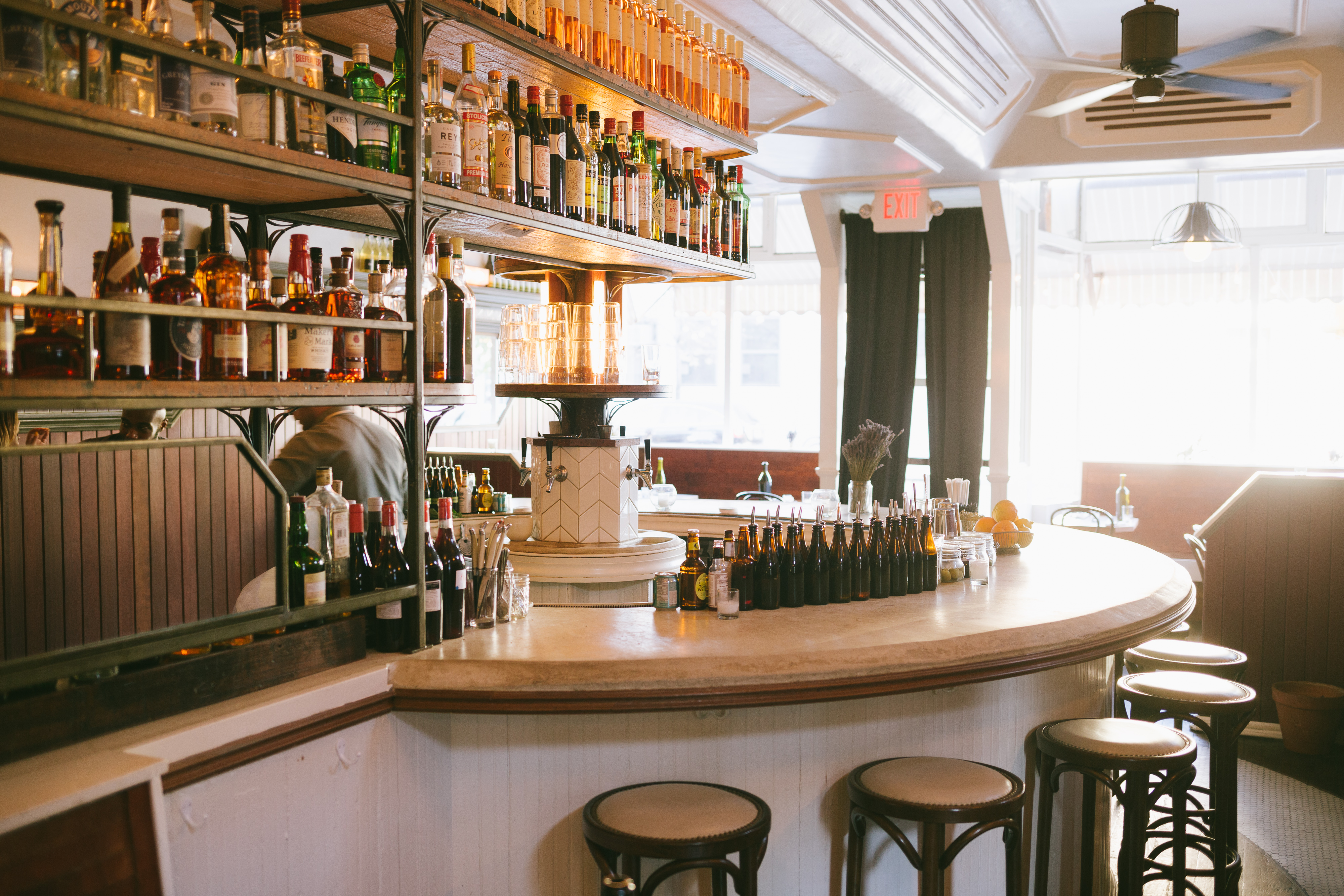 """7ba369a014b 24 Places To """"Grab A Drink"""" Where You Can Also Get Good Food - New York -  The Infatuation"""