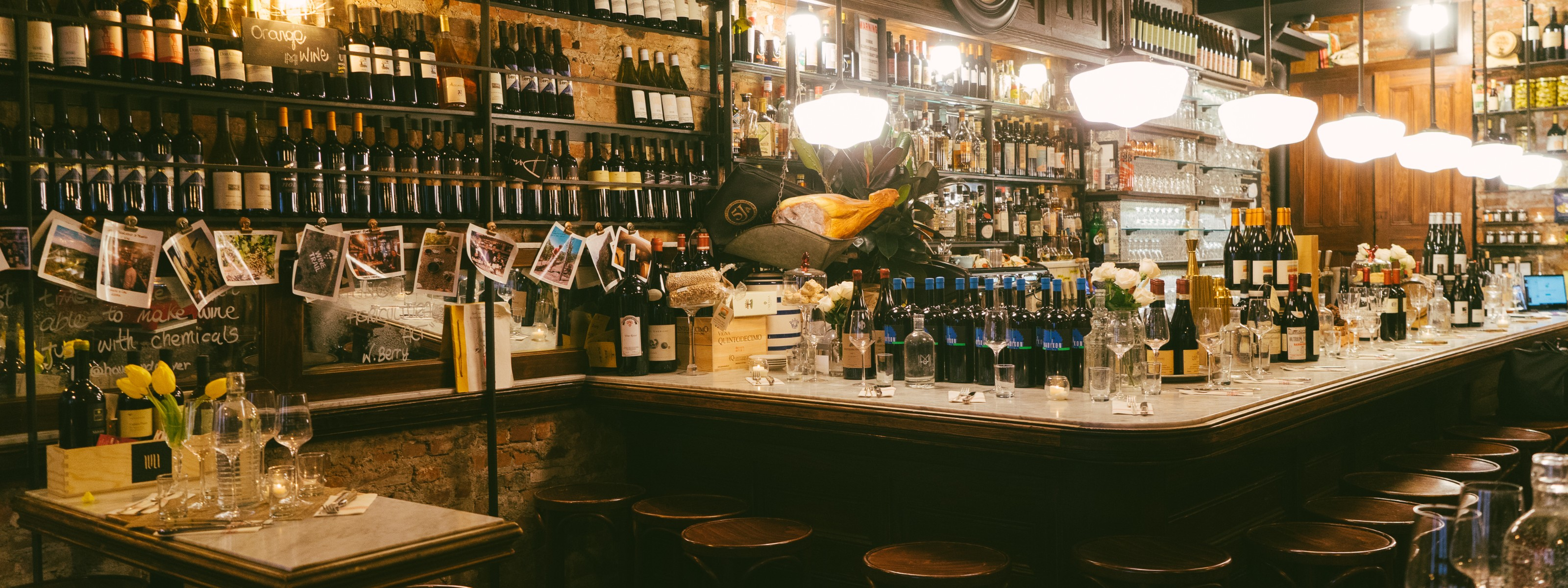 Where To Drink When You Want To Learn About Wine - New York - The Infatuation
