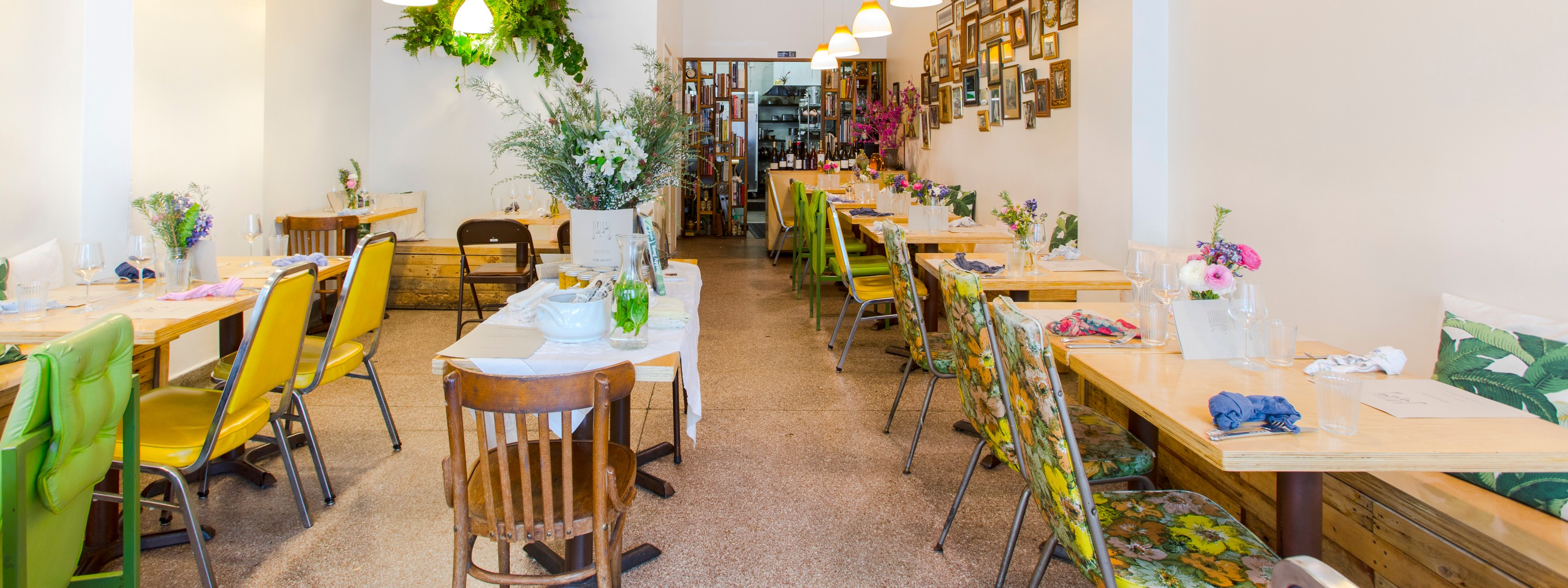 "A Guide To LA's ""Super Cute Reasonably Priced Restaurants To"
