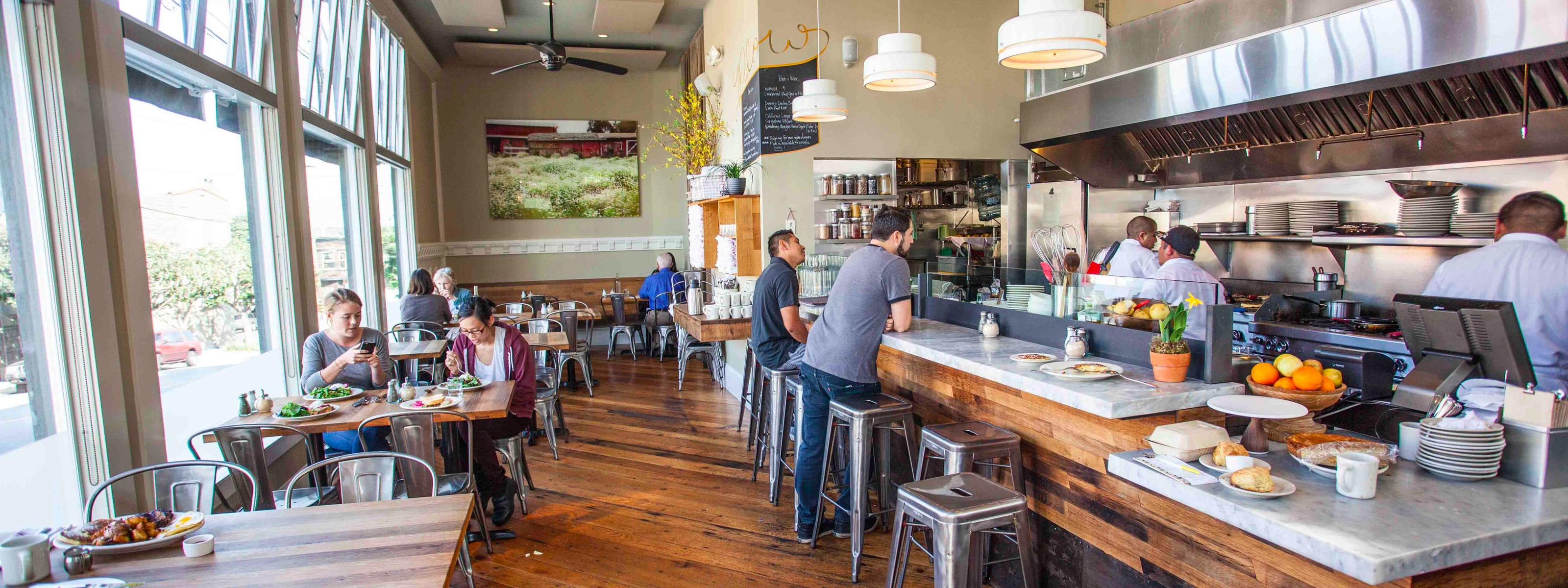 The San Francisco Brunch Directory - San Francisco - The Infatuation