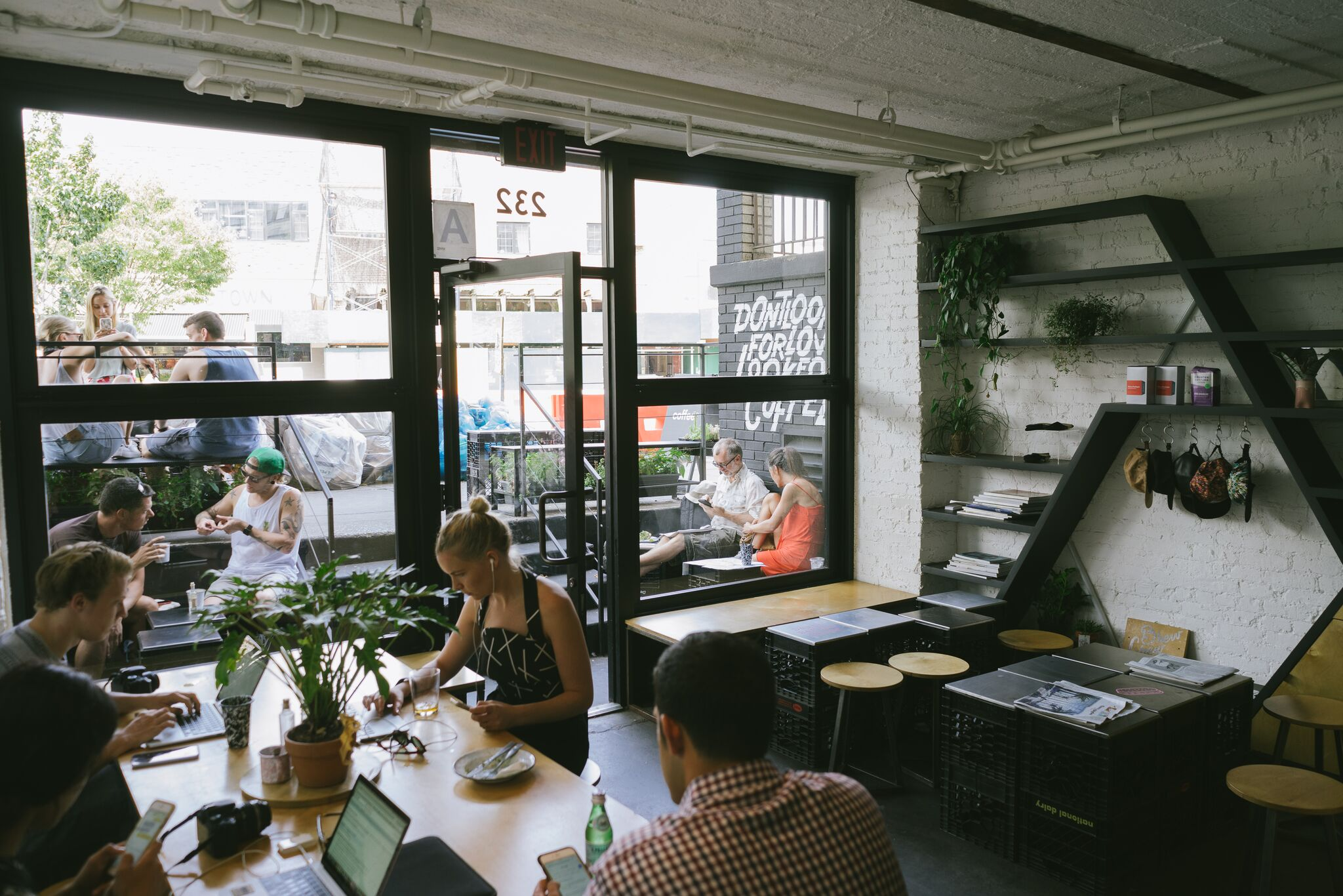 The Best Coffee Shops For Getting Work Done New York The