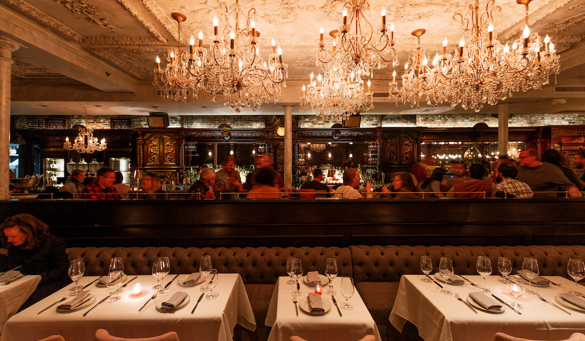 Where To Have A Group Dinner Boston The Infatuation