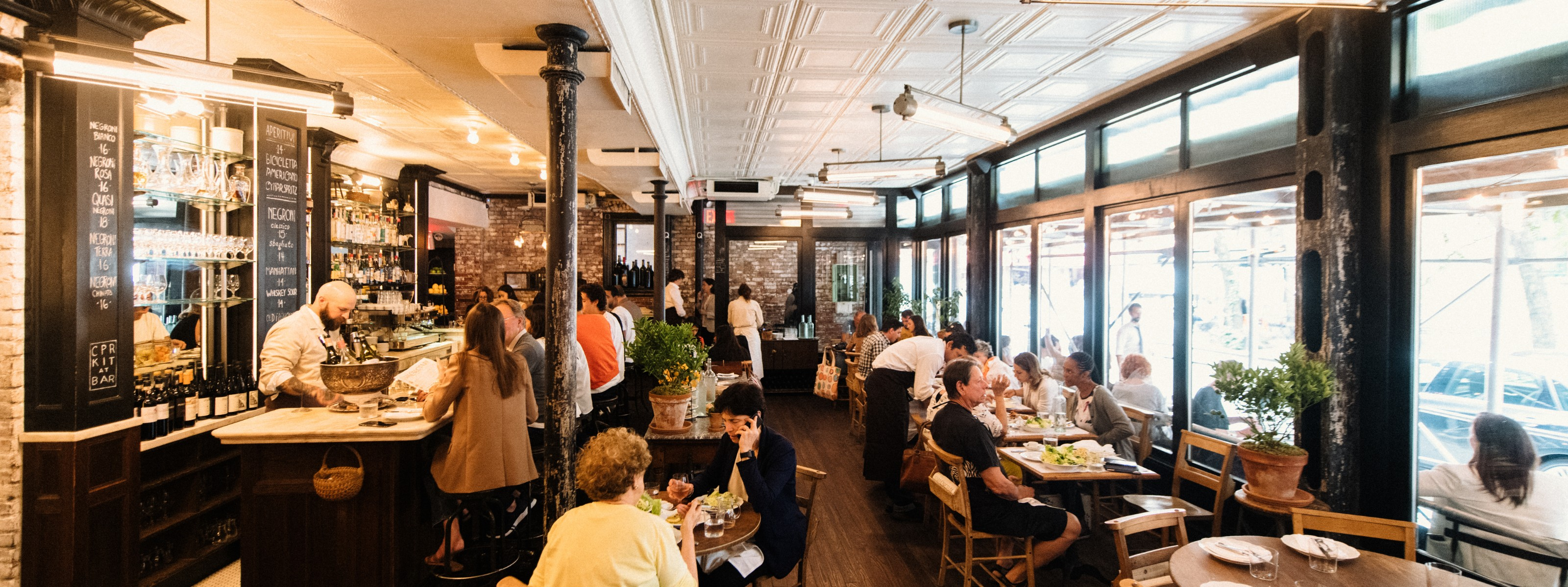 The Best Italian Restaurants In The West Village - West Village - New York - The Infatuation