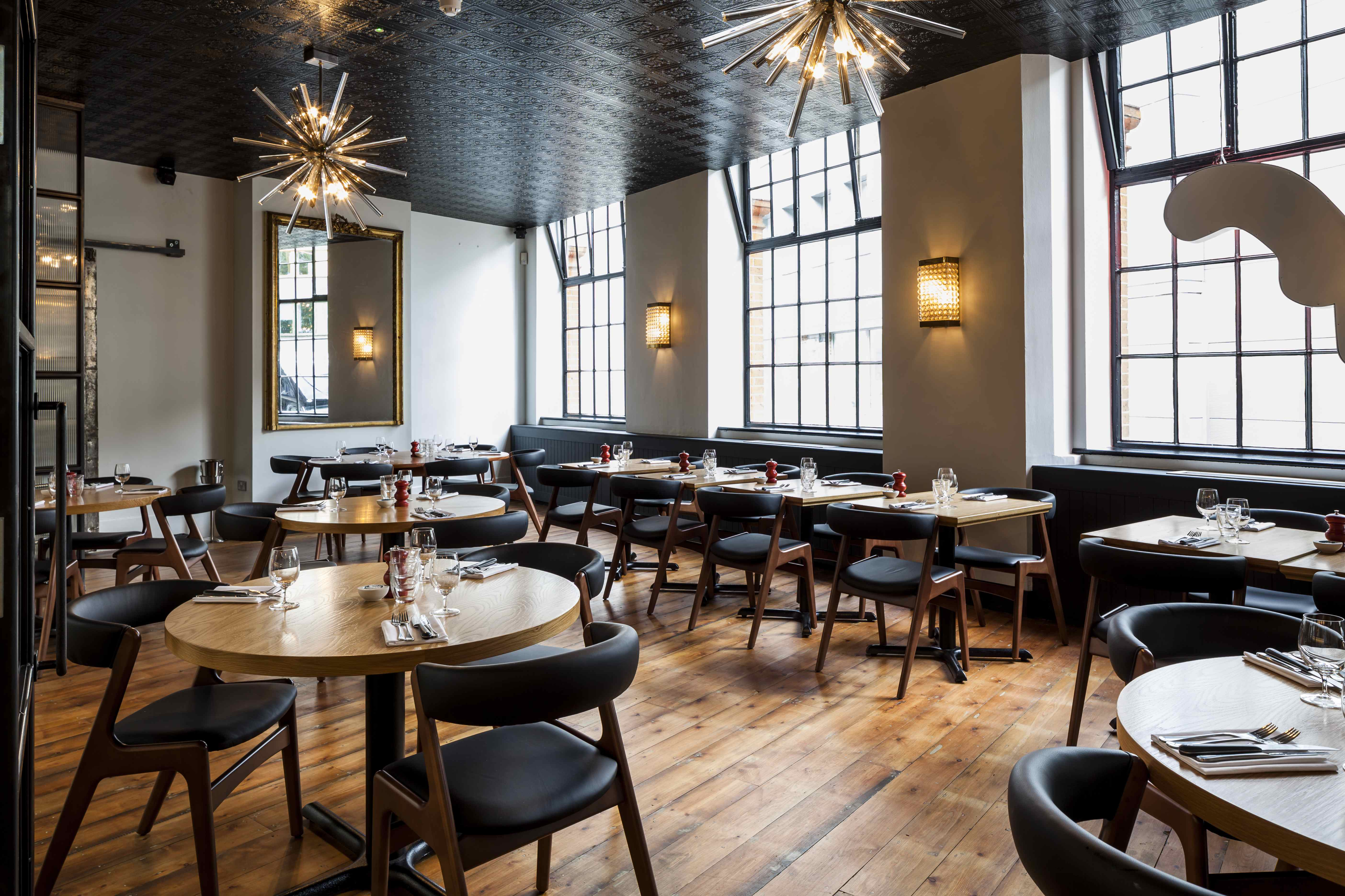 17 Restaurants Great For A Group Dinner In London London