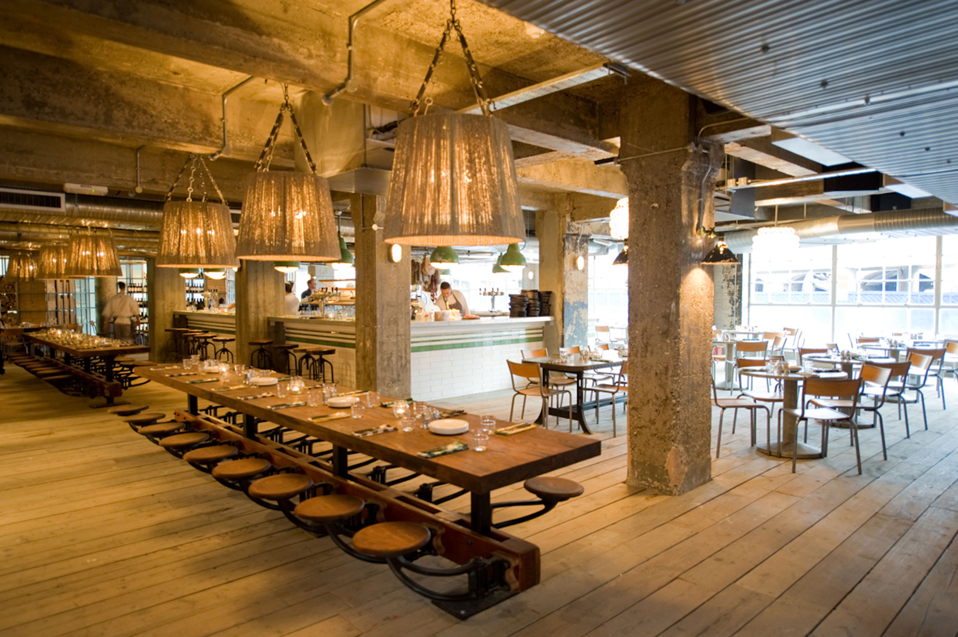 16 Restaurants Great For A Group Dinner In London - London - The Infatuation