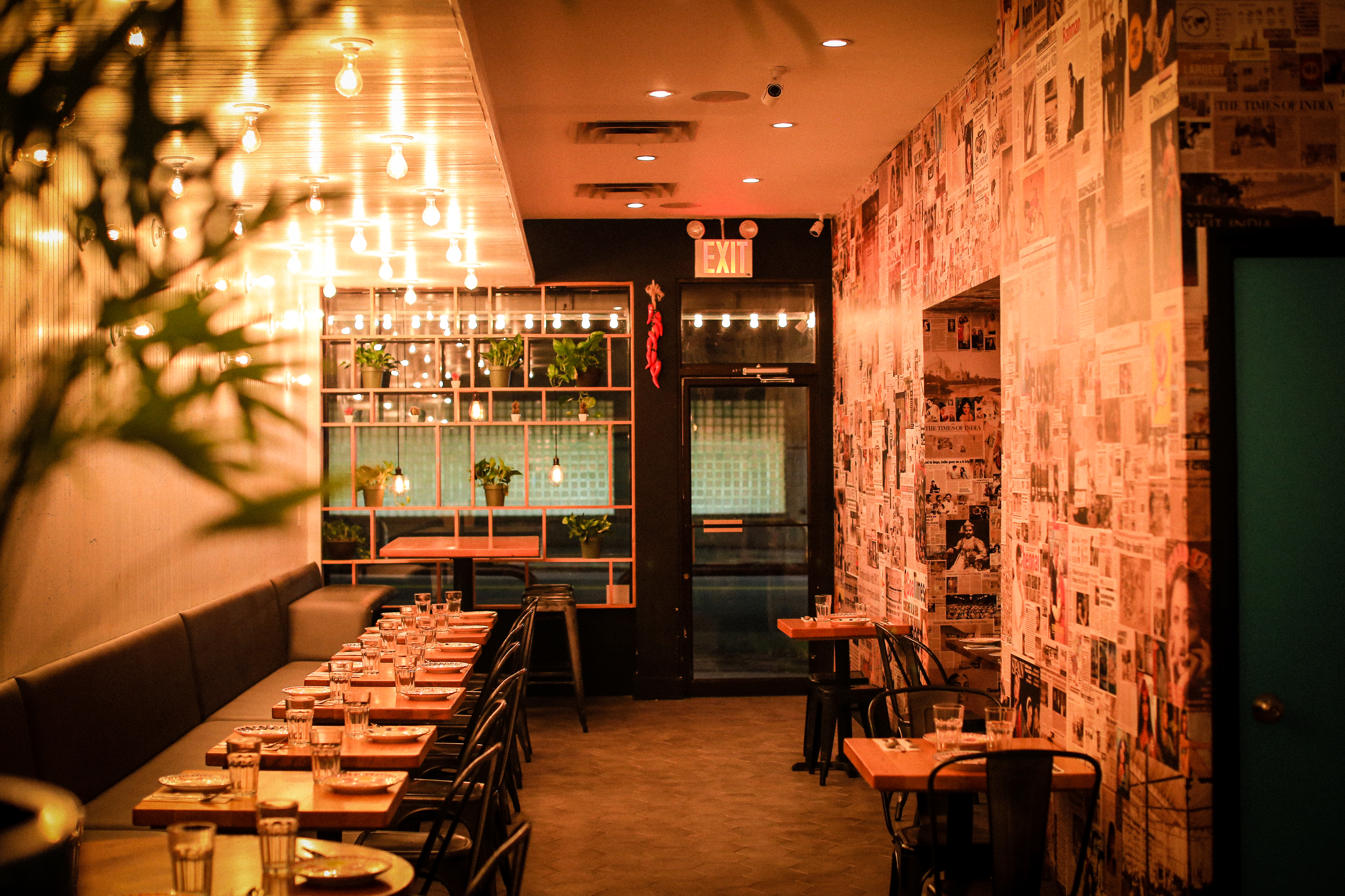 The Nyc Hit List The Best New Restaurants In Nyc New York The