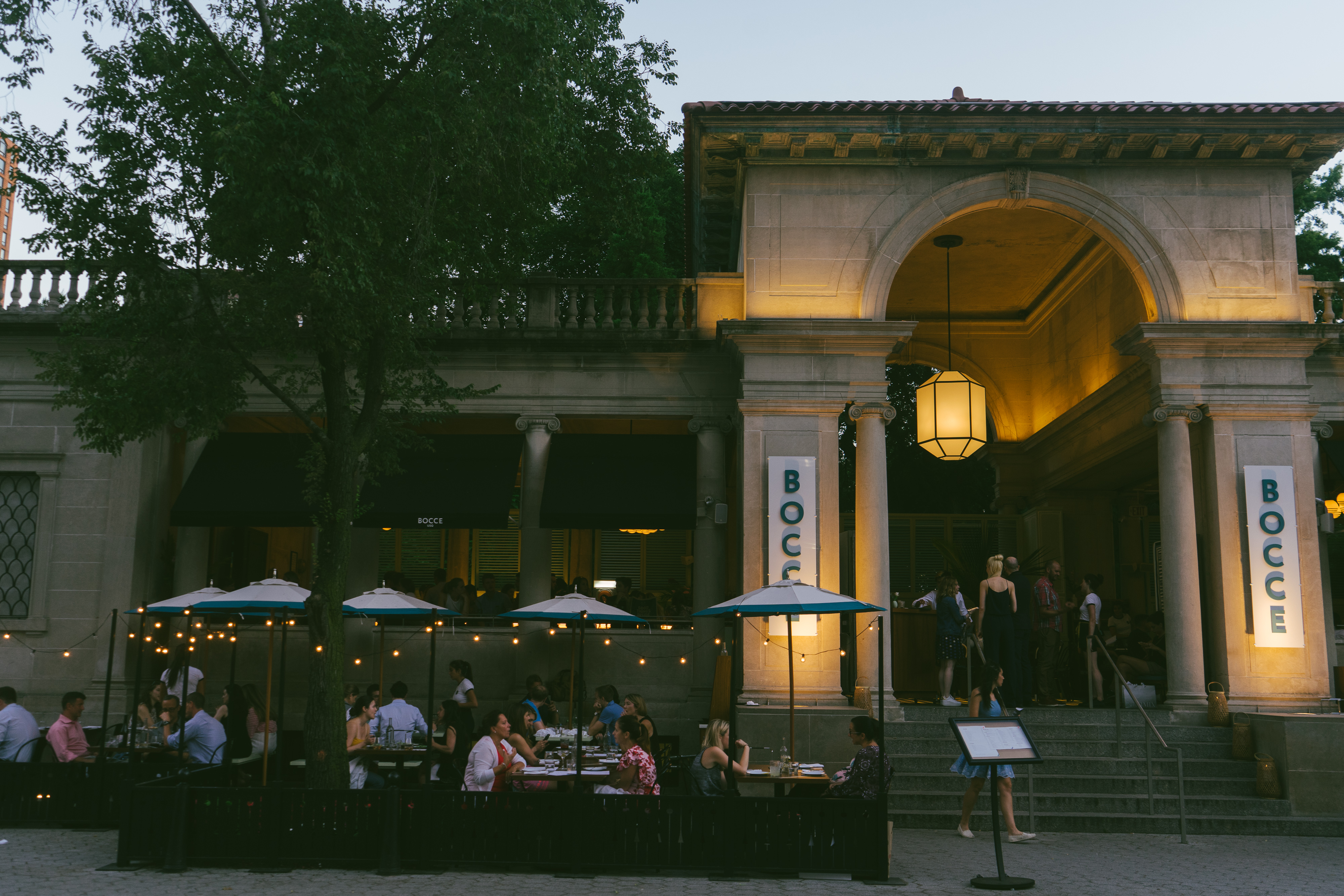 100 Great Places To Eat Outside Right Now New York The