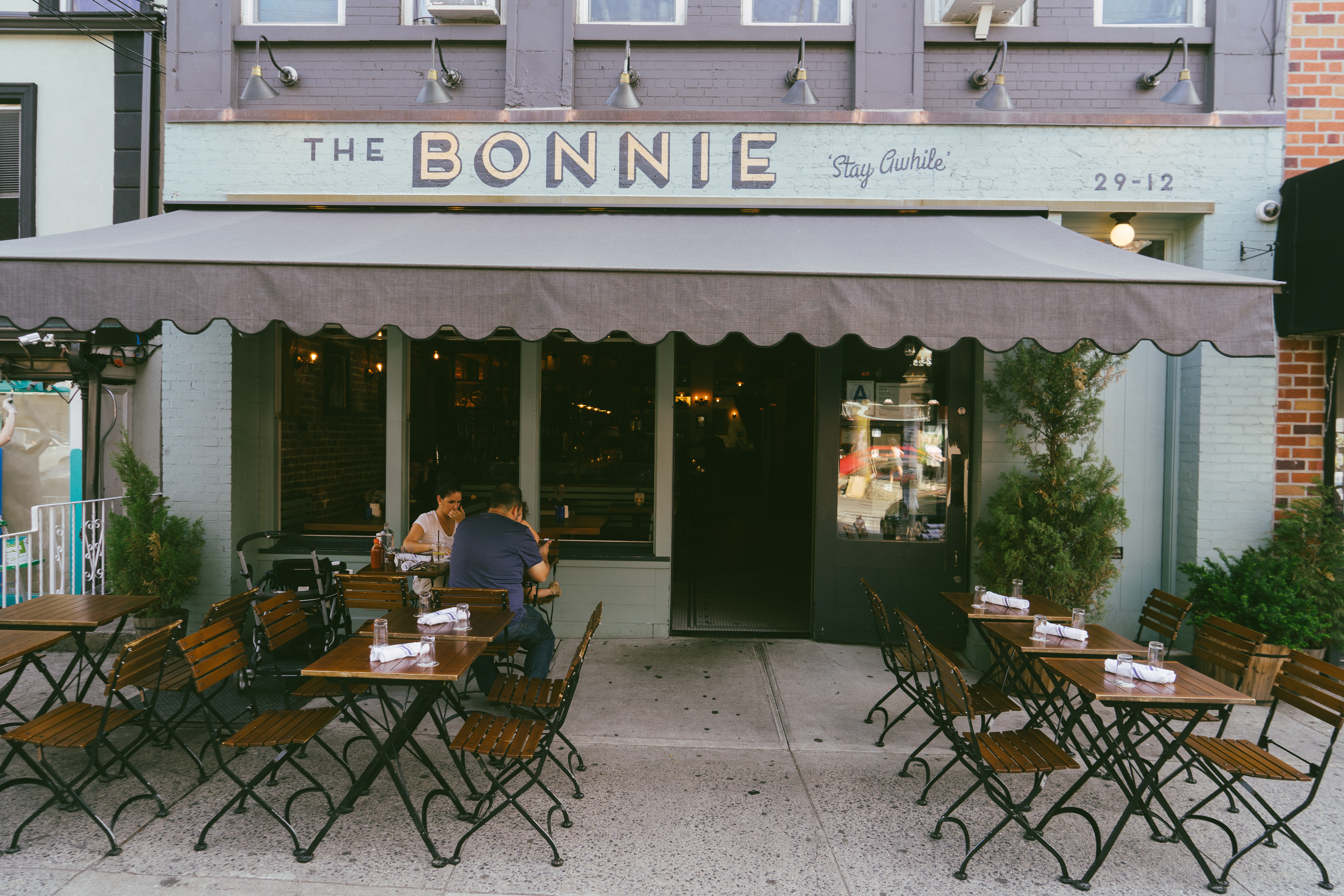 75 great places to eat outside right now new york the infatuation - Restaurant Patio