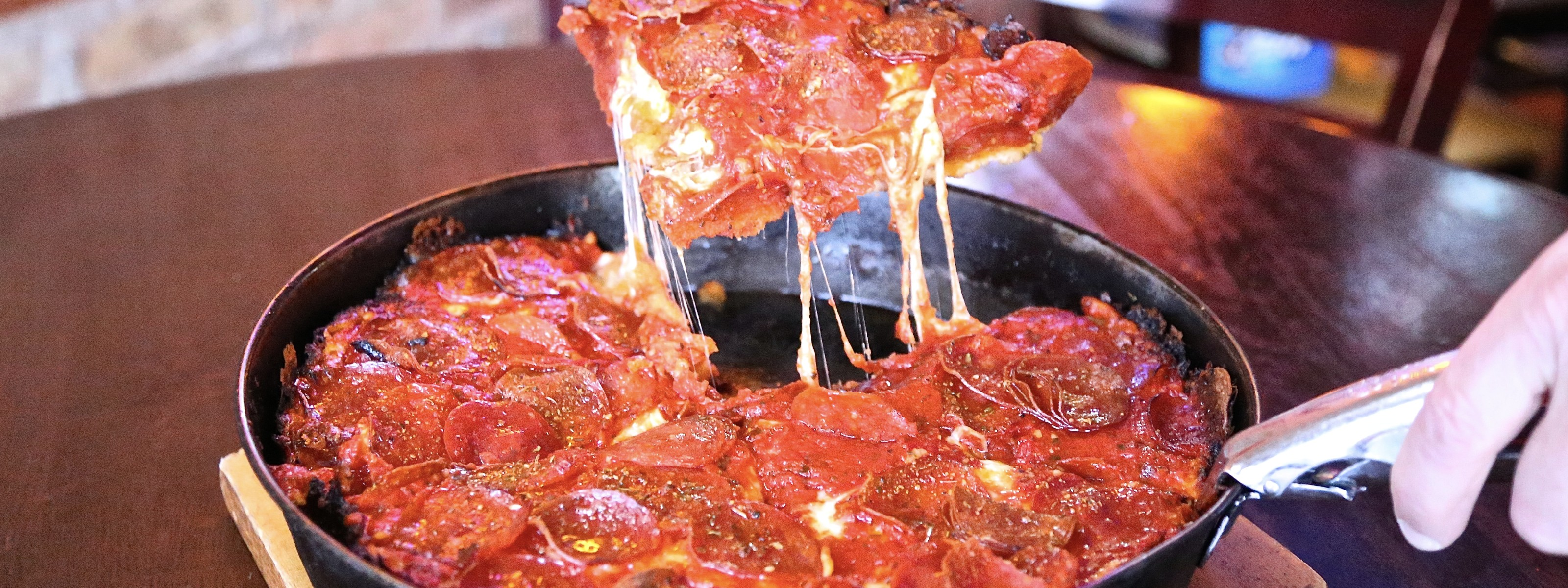 The Best Pizza Places In Chicago Chicago The Infatuation