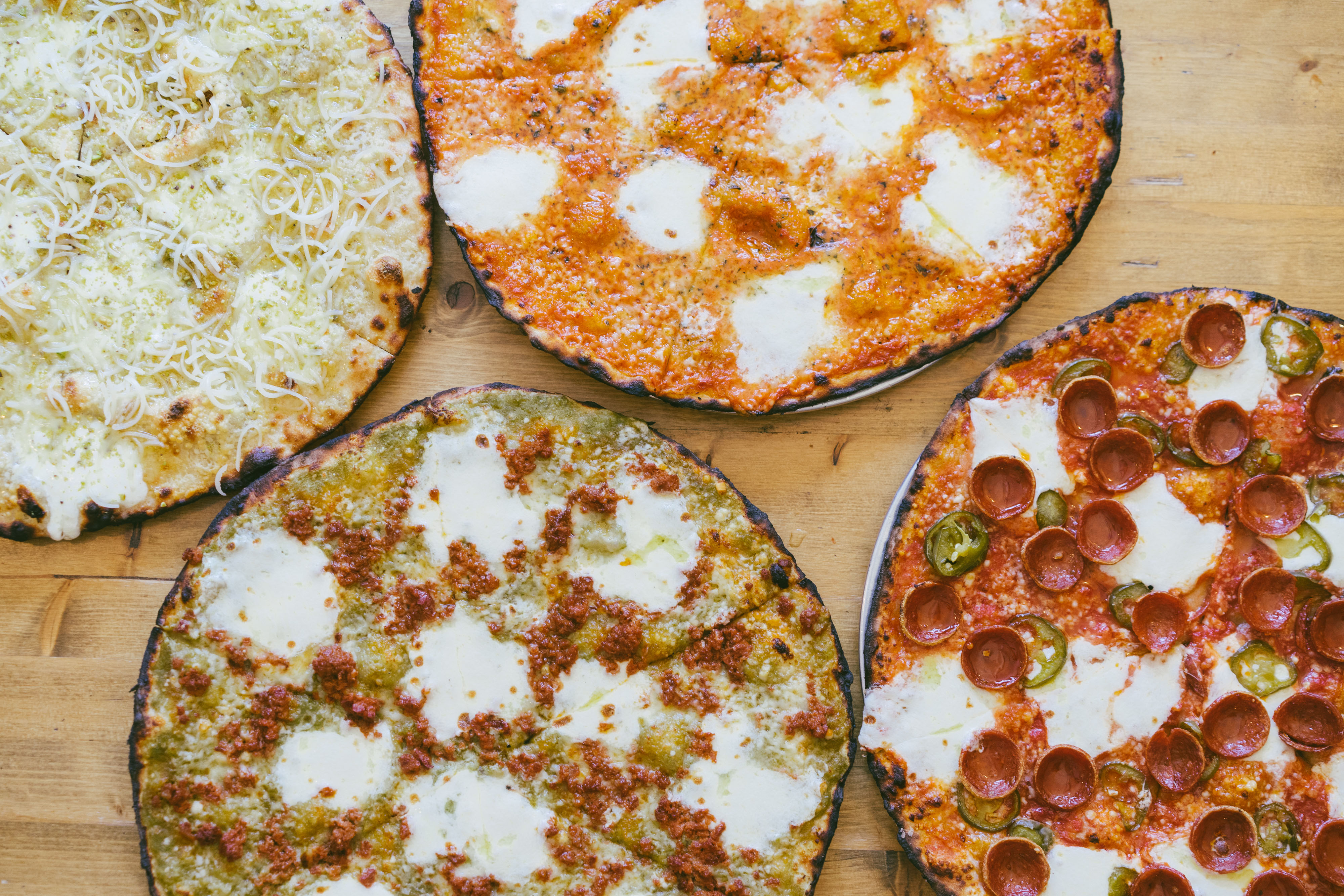 The 20 Best Pizza Places In Nyc New York The Infatuation