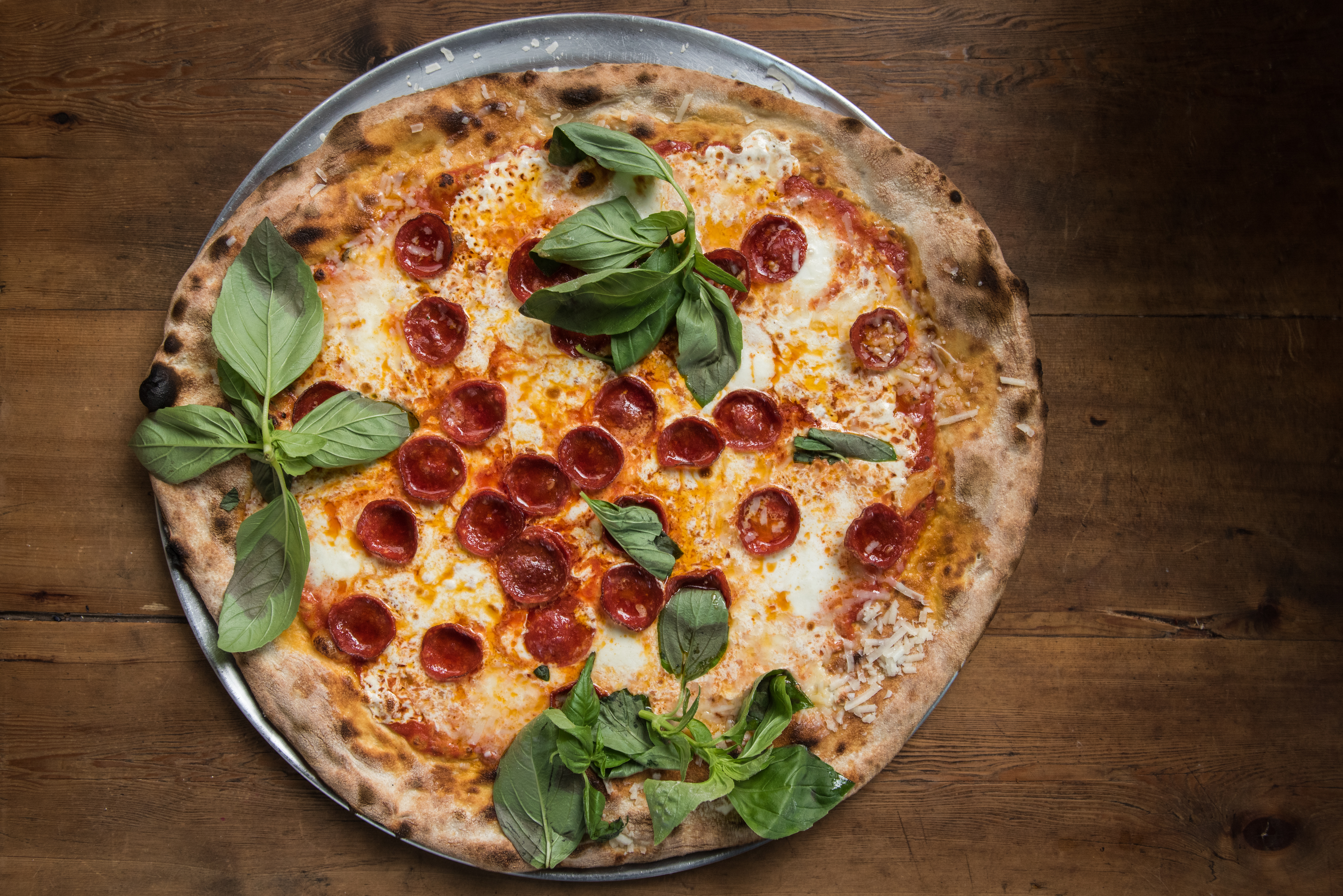 The 20 Best Pizza Places In NYC - New York - The Infatuation