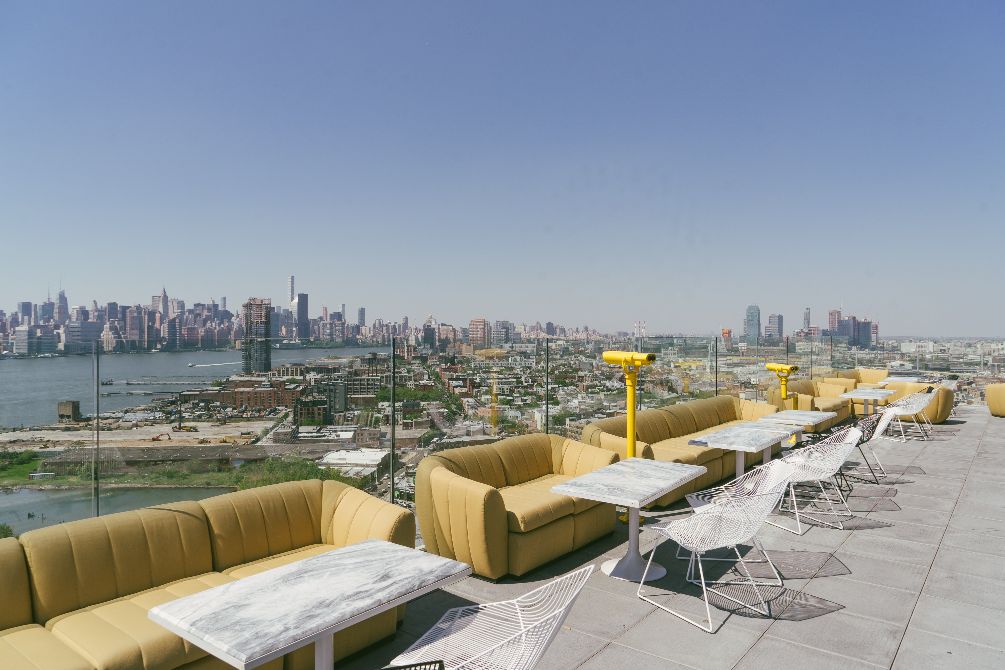 The Best NYC Rooftops For Eating & Drinking - New York - The Infatuation
