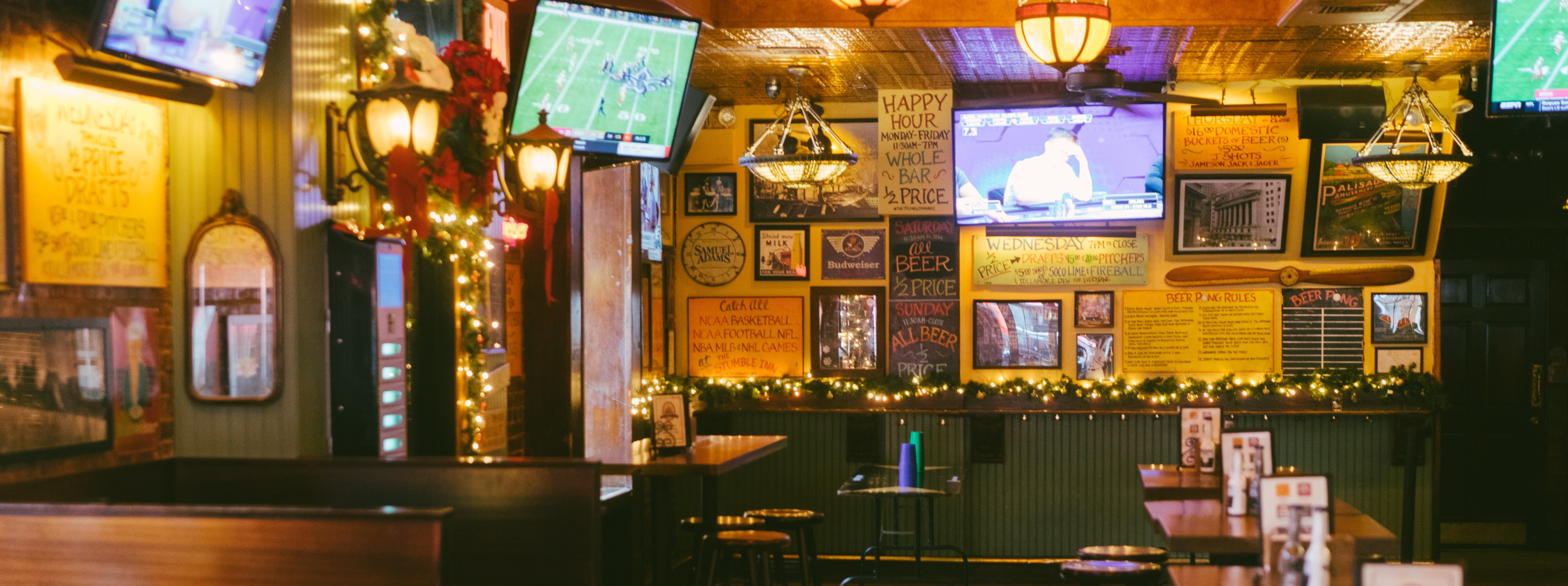 The Best Sports Bars In Nyc New York The Infatuation